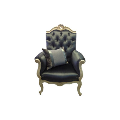 Rococo Style Armchair