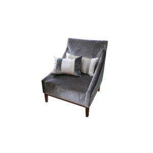Soft Modern Living Chair