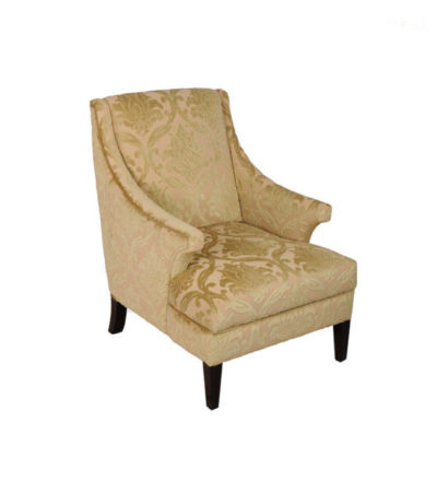 Windsor Armchair side view