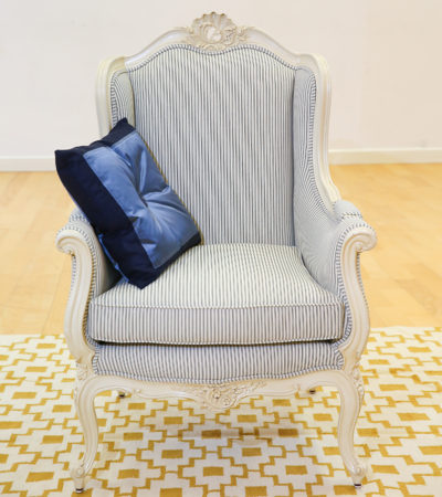 classic-wing-back-chair-striped-seating-and-chairs