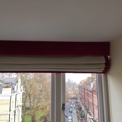 New Custom Made Roman Blind