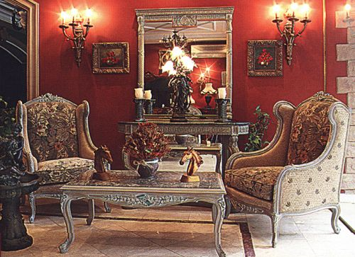 Ahern Bespoke French Furniture Salon Set 1