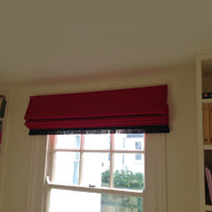 Custom Ready Made Roman Blinds