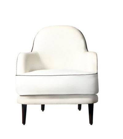 Declan Upholstered Highback Arm Chair