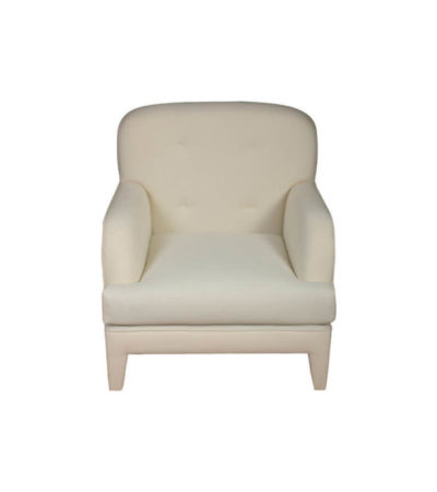 Genaro Upholstered Low Back Armchair