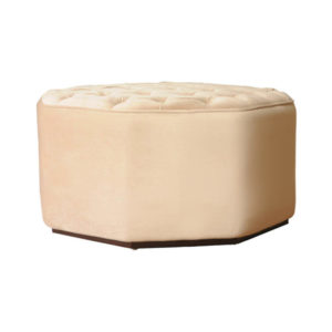 Don Tufted Upholstered Ottoman