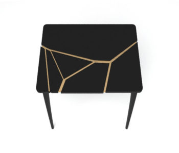 Andy Side Table Top View