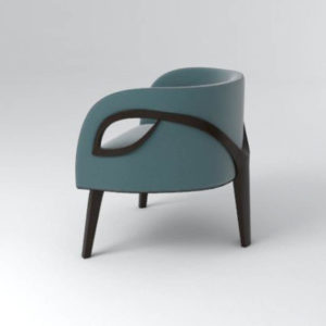 Aya Armchair Left