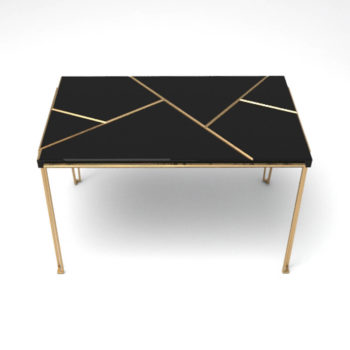 Eleina Coffee Table Top View