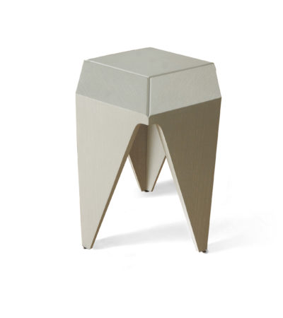 Diamond hexagonal side table