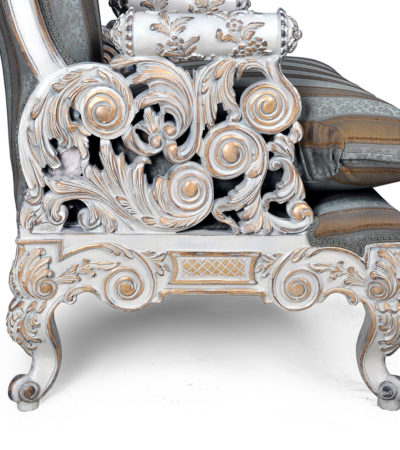 french-grey-arm-chair-side-details