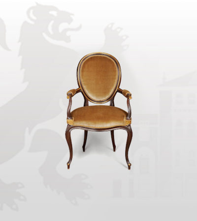 french-oval-arm-chair-logo