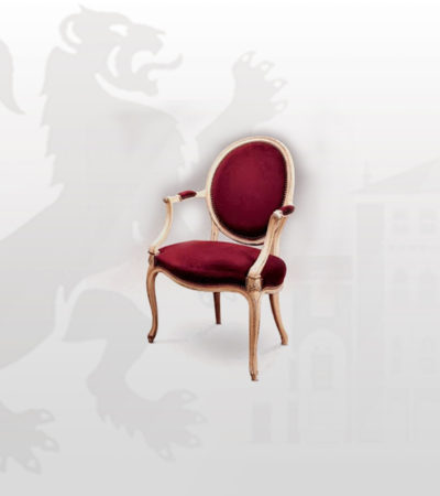 french-oval-armchair-logo