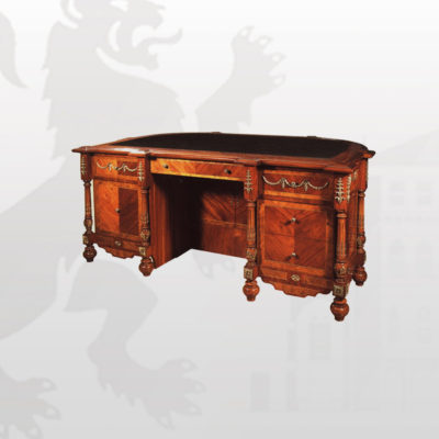 french-presidential-desk-round-corners-brown