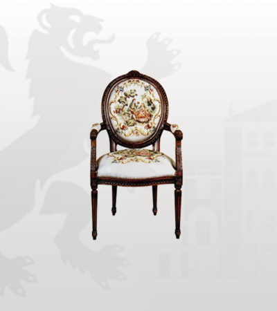 french-reproduction-dining-arm-chair-logo