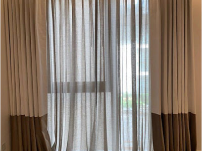 Commercial Machine Made Curtains