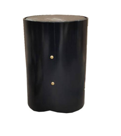 Kitel Side Table Black