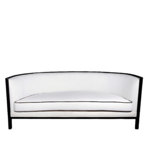 Lares Upholstered With Wood Frame Sofa