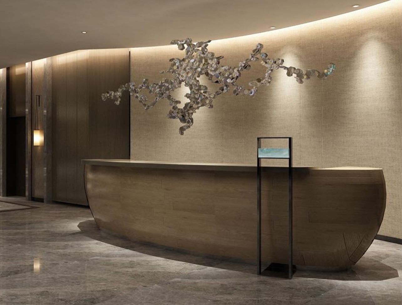 Lobby, reception and public areas Furniture
