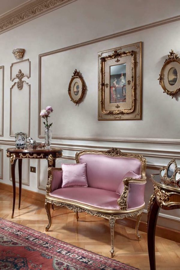French Louis Style Sofa Set 2