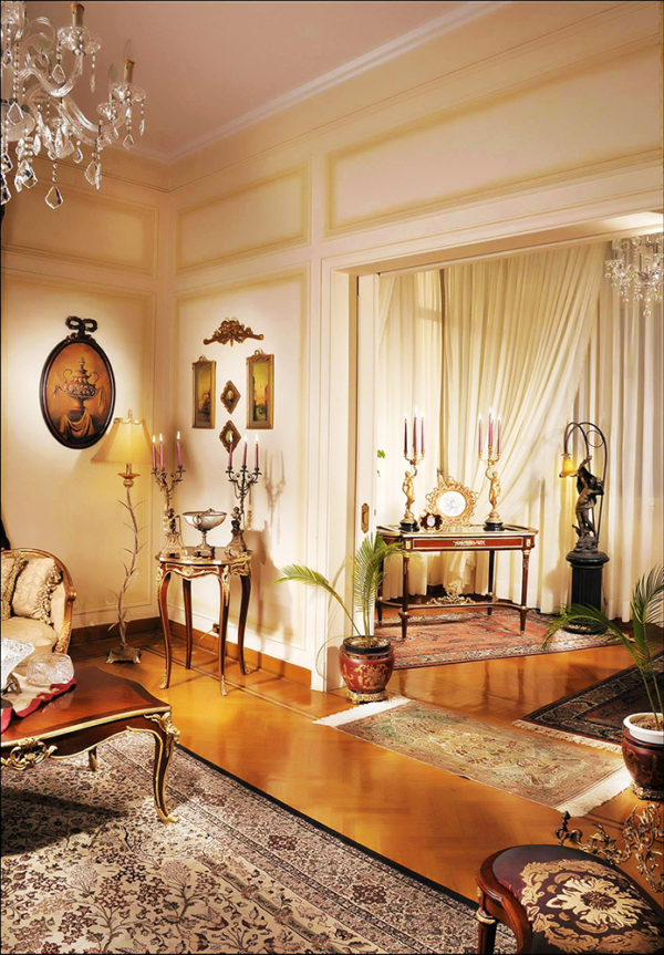 French style design living room 6