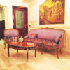 French Vintage Living Room Style 1