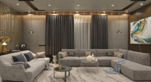 grey living roon furniture ideas