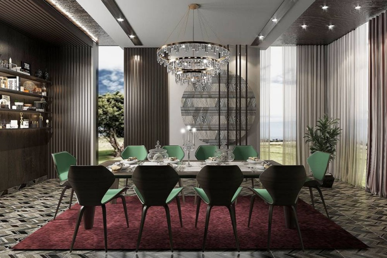 Guide to Buying Velvet Dining Chairs and Table 1